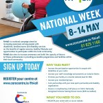 The fit4all week is a national campaign aimed at increasing awareness among people with disabilities their families & carers and disability services on the benefits of regular exercise, healthy lifestyles and opportunities to participate within the local community. Fit4all week also aims to increase awareness and build the capacity of leisure & fitness professionals in providing accessible programmes and facilities within their local community.