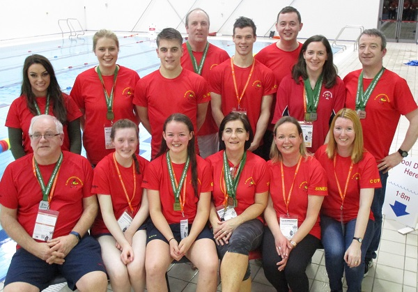 St John Berchman's Lifeguard Club proved itself amongst the best in Britain and Ireland at the prestigious Royal Life Saving Society's (RLSS) international speed championships at the Ponds Forge International 50-metre pool in Sheffield last weekend.