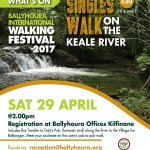 "Ballyhoura International Walking Festival 2017 – ""All roads lead to Ballyhoura this May Bank Holiday weekend"""