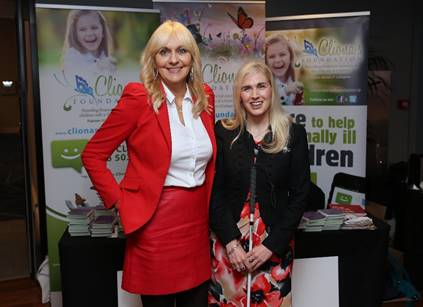 Miriam O'Callaghan and Sinead Kane Encourage People to Join Sinead and Cliona's Foundation at the Great Limerick Run on April 30th