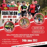 Ballyhoura Active Duathlon 24th June 2017