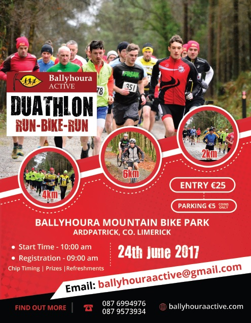 Ballyhoura Active Duathlon
