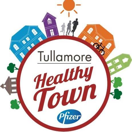Tullamore Unveiled as Pfizer Healthy Town 2017