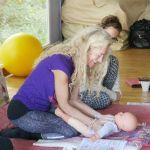 Motherhood Yoga Training with Birthlight On Tour