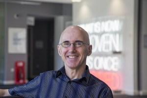 Dr Paul Davis at the University of Sunderland