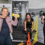 Motion Leisure Club at the Montenotte Hotel launch free 6 week fitness challenge for Irish Heart Foundation