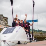 Four Irish men to row across the Atlantic for Cork University Hospital (CUH) Charity