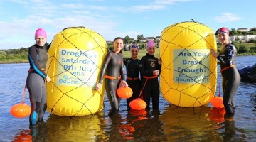 Aura Leisure Ireland and the Boyne Swim Join Forces!
