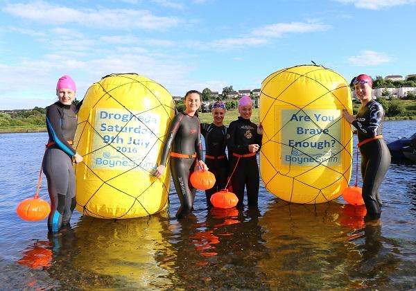 Aura Leisure Ireland and the Boyne Swim