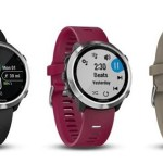 Garmin® introduces the Forerunner 645 Music, a GPS running watch with integrated music and Garmin Pay contactless payments