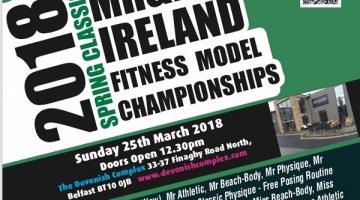 2018 NIFMA Spring Classic Ireland Championships