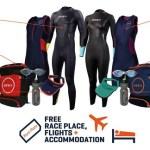 Win entry, flights, accommodation and Zone3 gear to the AJ Bell London Triathlon