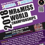 2018 NIFMA Mr & Miss World Fitness Model Championships