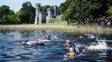 Lough Cutra Castle Triathlon introduces Aquabike, Aquathlon and Duathlon to its Multisport Festival in May 2019