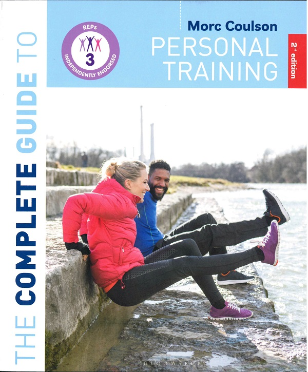 Front cover of The Complete Guide to Personal Trainers book
