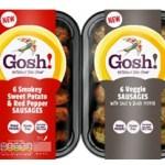 gosh plant based food