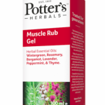 Potter's Muscle Rub Gel helps stimulate peripheral circulation,