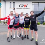 cycling the Corrib in aid of Croí