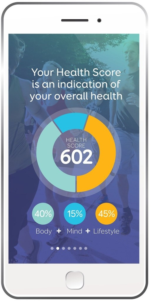 The new innovative MyLife app empowers the individual to monitor and become an active participant in his/her own healthcare