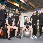 Pictured at the official launch of the new Anytime Fitness Gym in Clondalkin. Photographer: Photocall Ireland