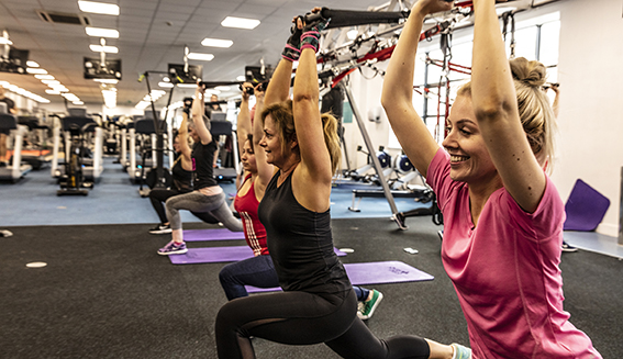 """World Wellness Weekend"" celebrated at Gym Plus clubs in Ireland"