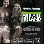 2019 #NIFMA Mr & Miss Ireland Fitness Model Championships