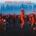 Santa Dash Dublin: Sunday, 1st December, Bull Island, Clontarf, 10.30am