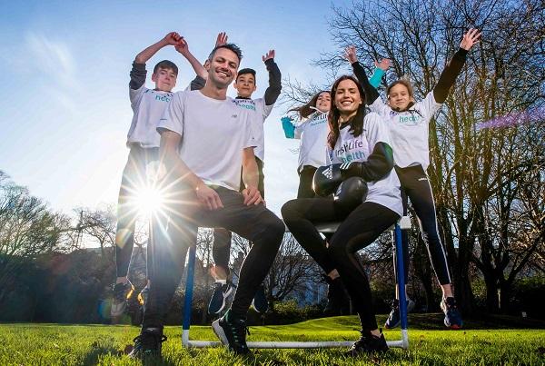Launch Of The 2020 Irish Life Health Schools' Fitness Challenge
