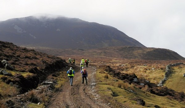 Croagh Patrick Heritage Trail walking festival