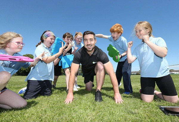 Dublin Company Sparq Launch Ireland's First Fitness Focused Smart Park