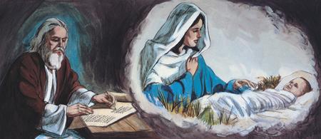 isaiah-and-jesus