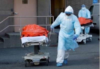 pandemic deaths 2020