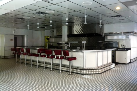 A Shuttered Johnny Rockets
