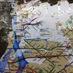 Faded Subway Map(s)