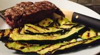 Fillet Steak & Zucchini