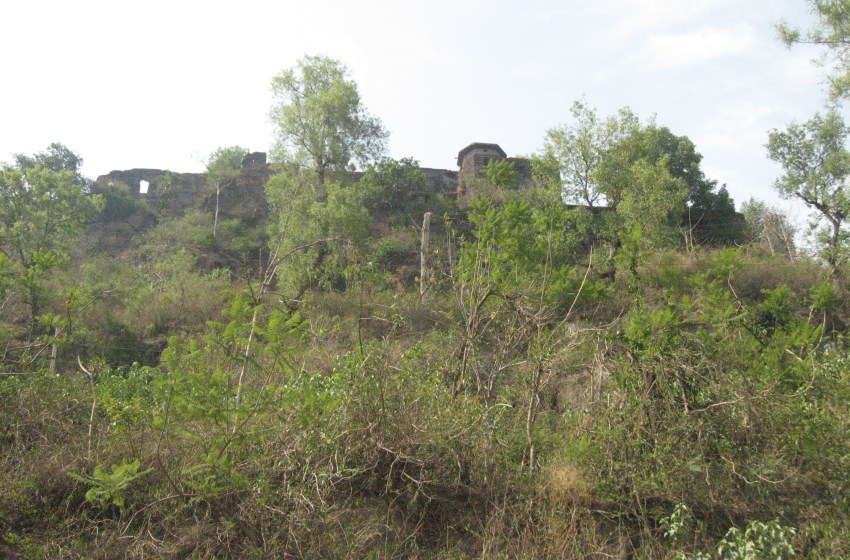 Nurpur Fort, an unknown jewel
