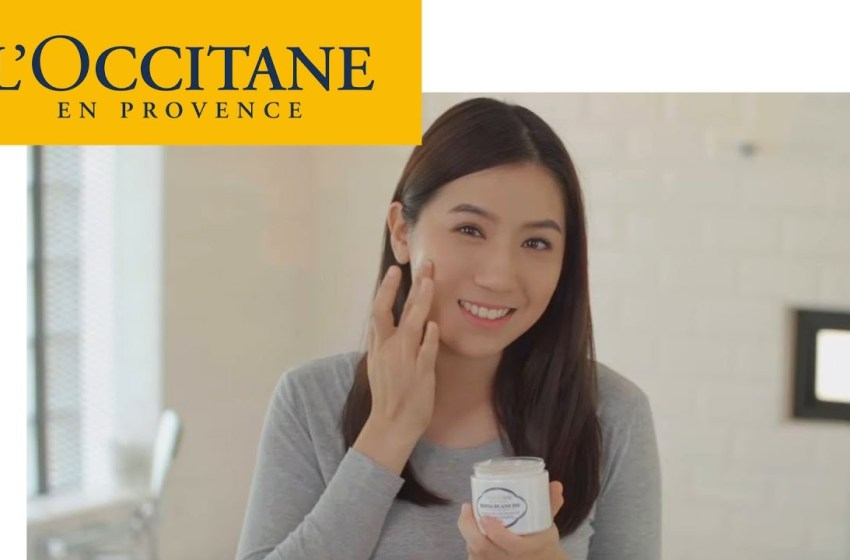 Awaken inner light with L'Occitane Reine Blanche Illuminating collection