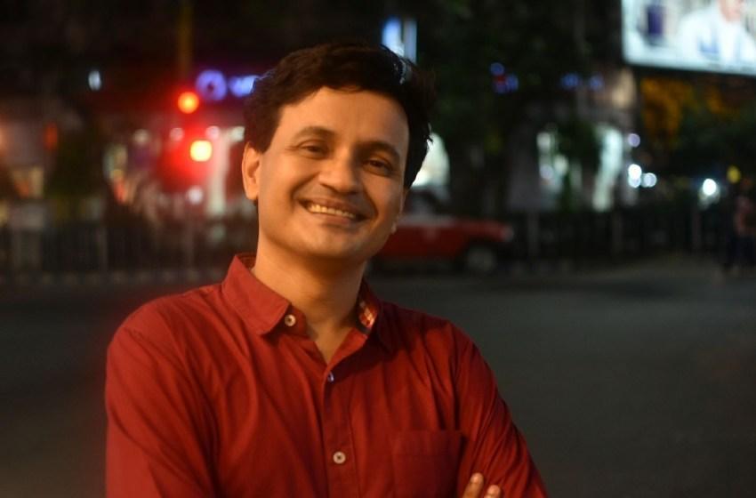 Good storyteller must have sense of real & absurd: Majumdar