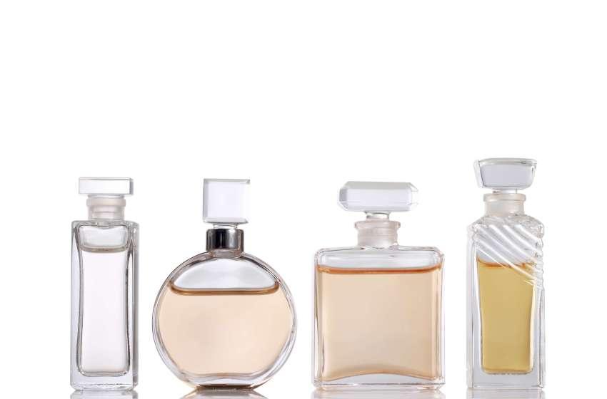 Perfumes impact environment
