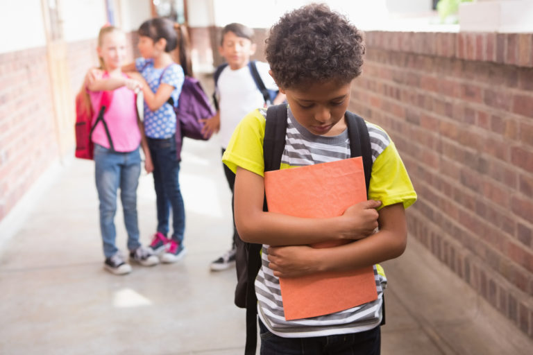 Bullying can affect your kid's sleep