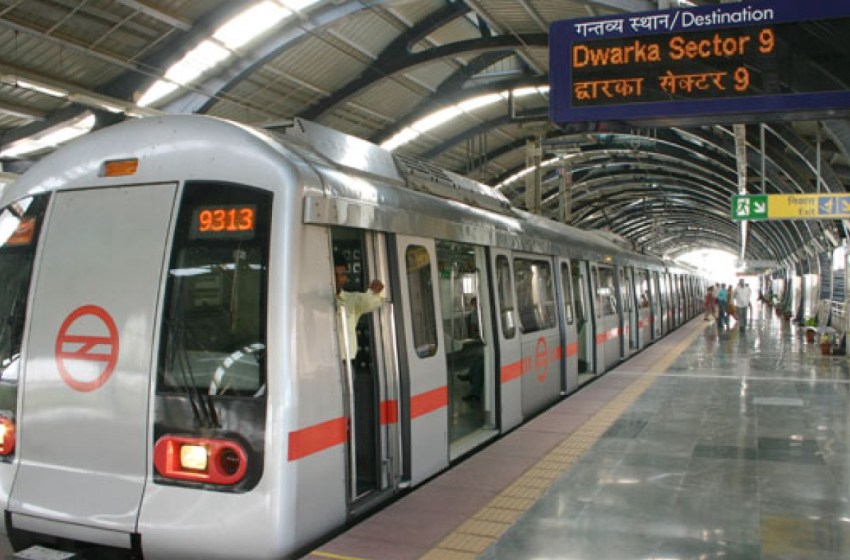 How Khan Market Metro Station got its name?