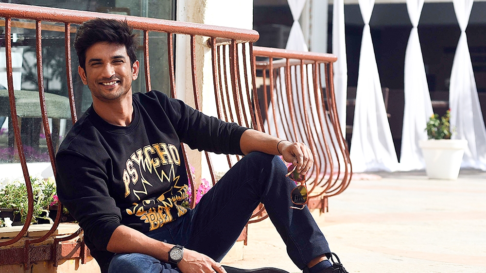 Did Sushant not believe in his talent?