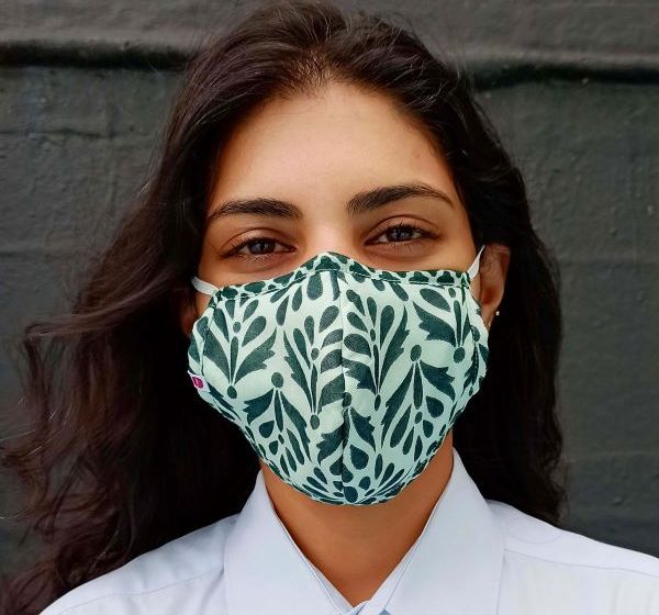 Make a statement with Simple Habits Face Masks