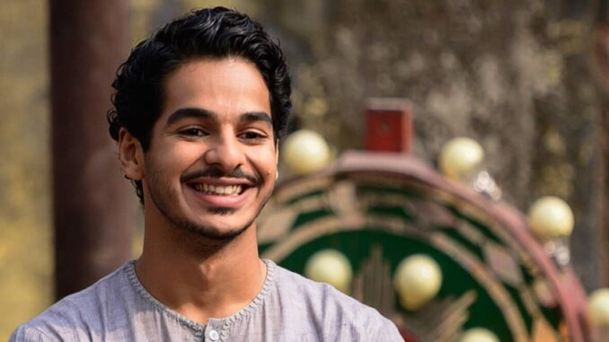 Ishaan Khatter on how to Bumble better