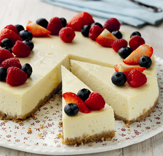American cheesecake rs