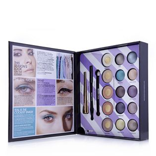 Front Cover Metallic Pastels Eye Collection 1
