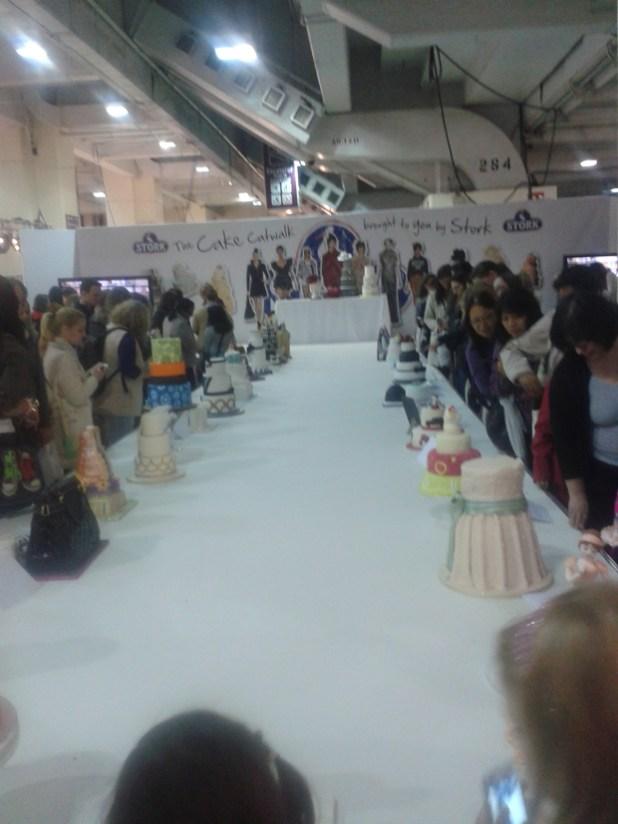 Cake Catwalk @ Cake & Bake Show