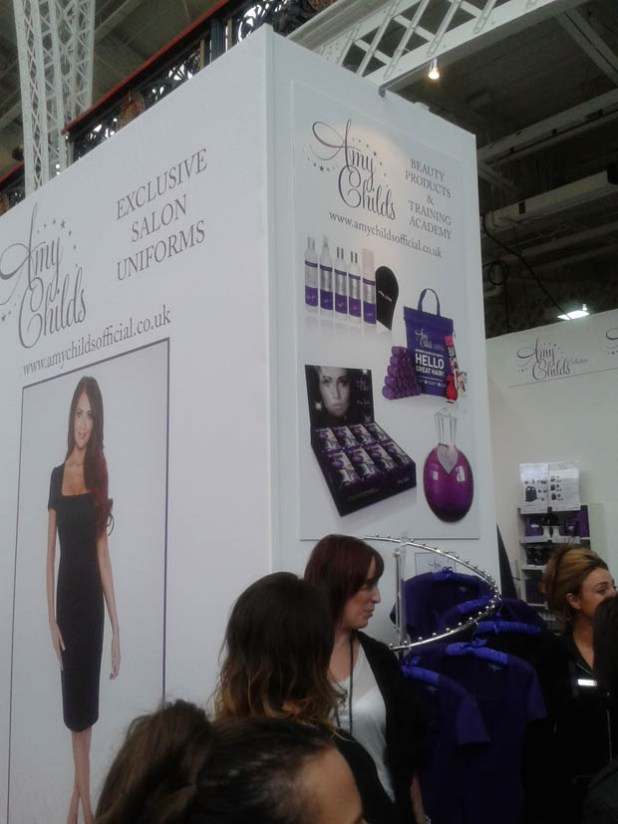 Amy Childs Stand