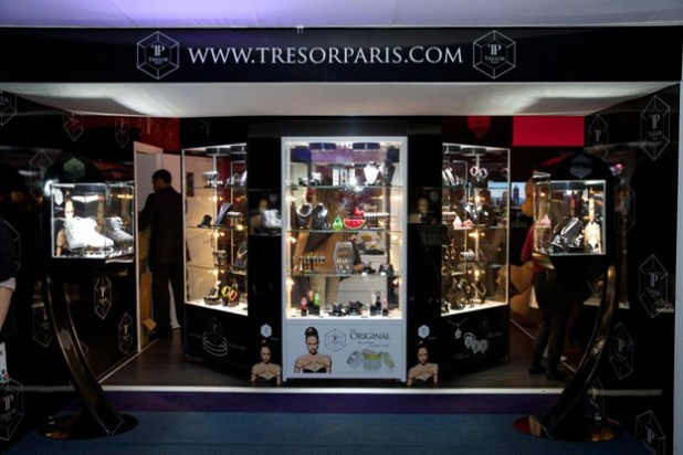 Tresor Paris pop up shop