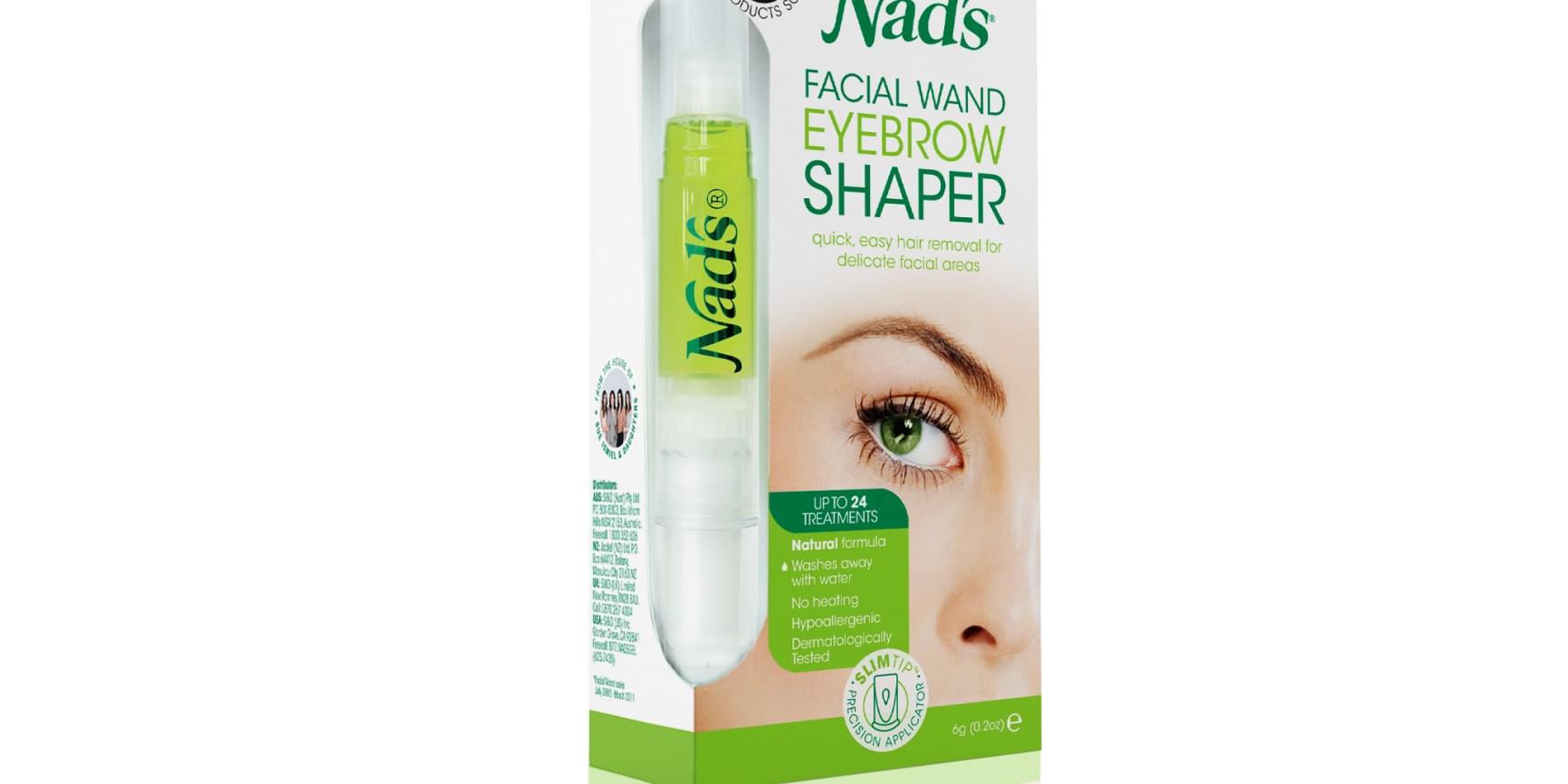 Nads Eyebrow Shaper Uk The Eyebrow